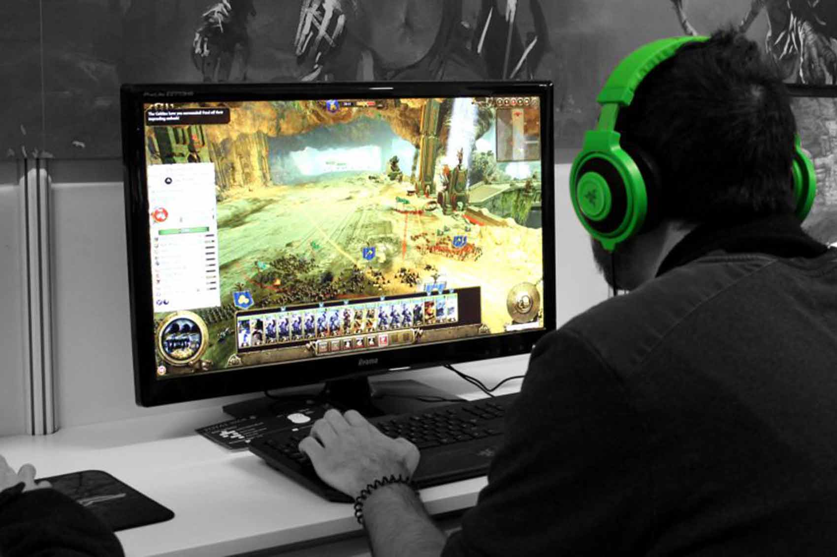 Assessing the gamers and their preferences in India
