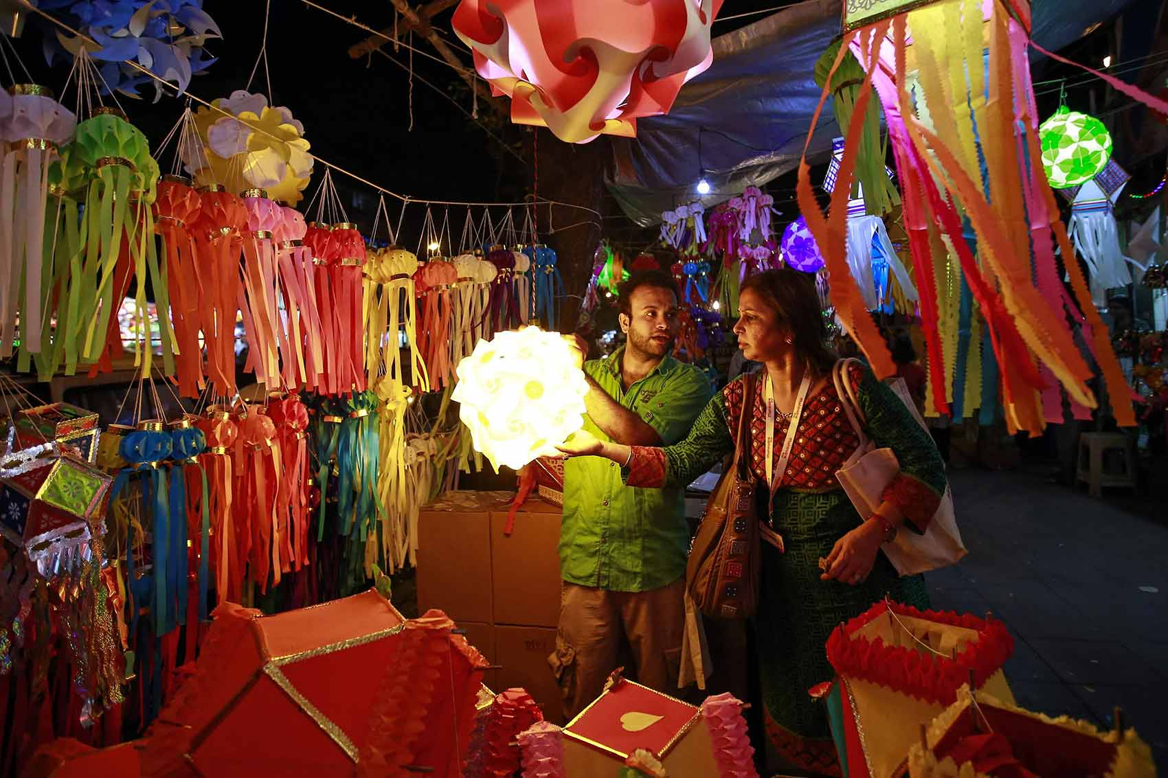 Diwali shopping experience of the consumers in India
